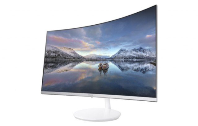 CES 2017: Samsung Unveils New Quantum Dot Curved Monitor
