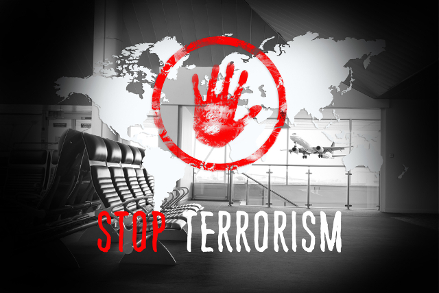 StopTerrorismHand