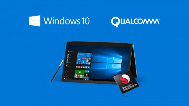 Qualcomm announces hardware partners to build Snapdragon-powered Windows 10 PCs