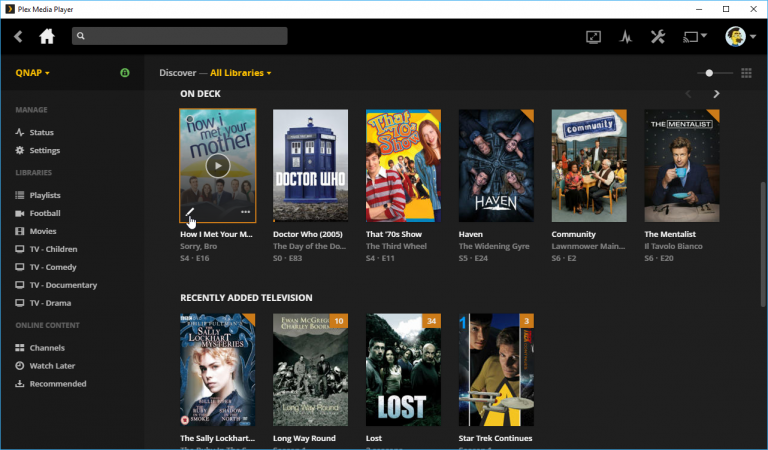 Plex Media Player is now free to all users