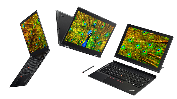 Lenovo unveils new ThinkPad X1 Carbon, Yoga, and Tablet