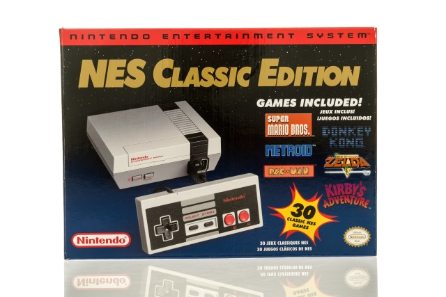 Hackers find a way to install new games on NES Classic Edition