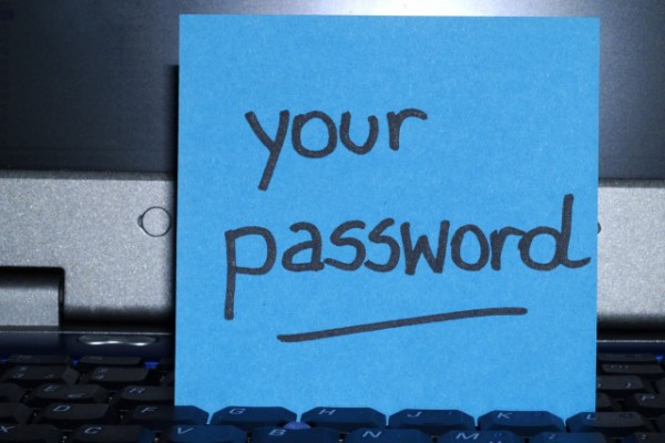 If Your Password Is