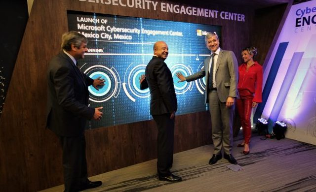 Microsoft protecting Mexican people with new cybersecurity center