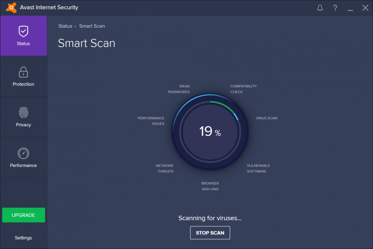 Avast Antivirus Free Pro e Intenet Security