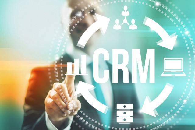 photo image New CRM product integrates with Outlook to boost productivity
