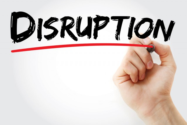 Disruptive Innovation Tops List of Threats to Companies
