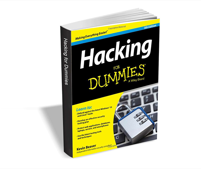 hacking for dummies 5th edition pdf download