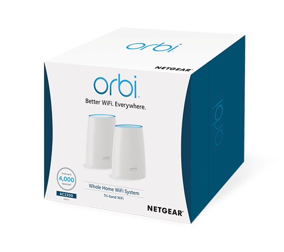 Netgear Unveils Affordable Rbk30 And Rbk40 Orbi Ac2200 Tri