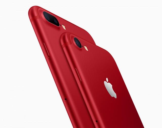 Apple iPhone 7 iPhone 7 Plus Produkt rot