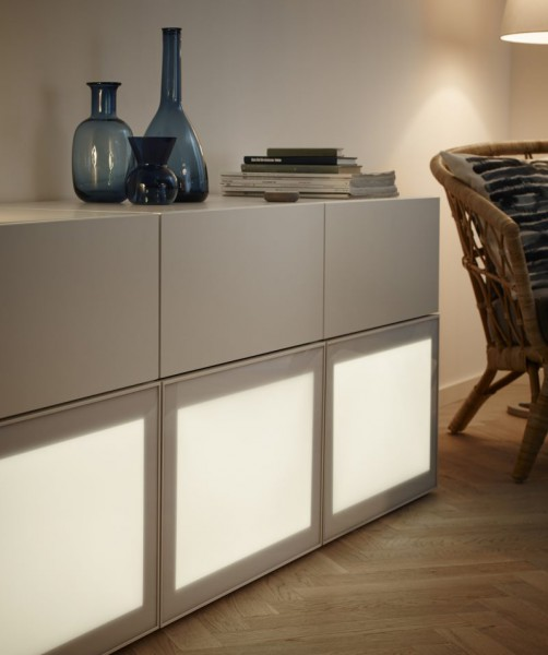 ikea launches affordable smart lighting range. Black Bedroom Furniture Sets. Home Design Ideas