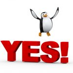 Penguin_Linux_Yes