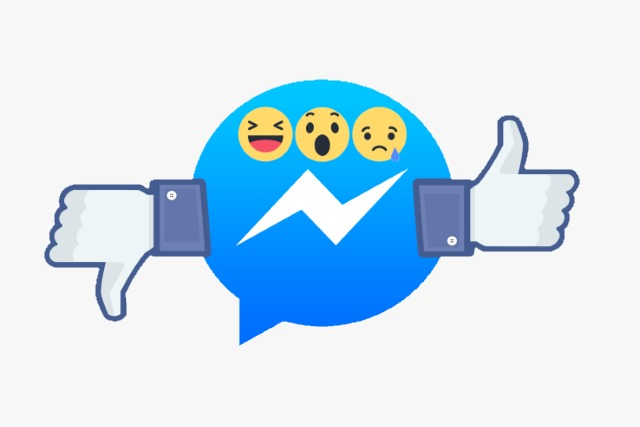 Facebook is finally getting a Dislike button... in Messenger