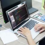 laptop developer code
