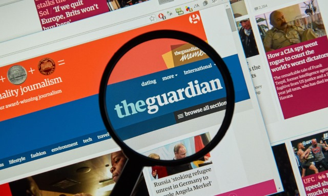 The Guardian cuts online ad ties with Google amidst brand safety concerns