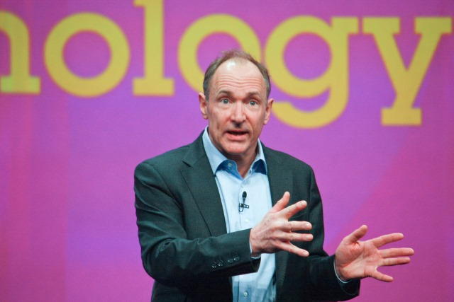 Tim Berners-Lee launches open source project Solid to decentralize the web and place users in control of data