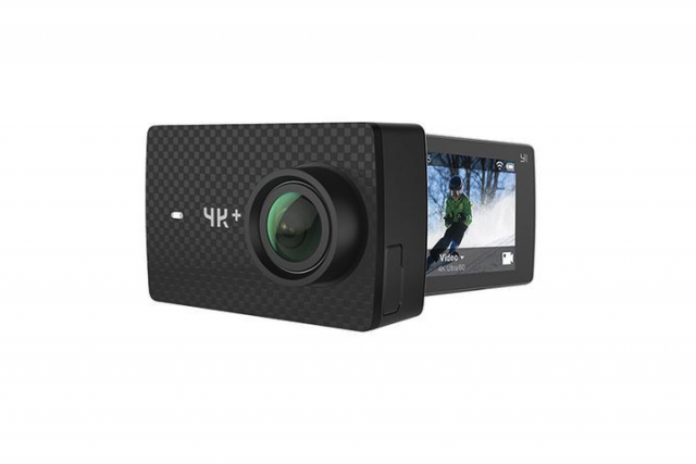 Yi 4K+ action camera goes on sale with 4K 60FPS video and