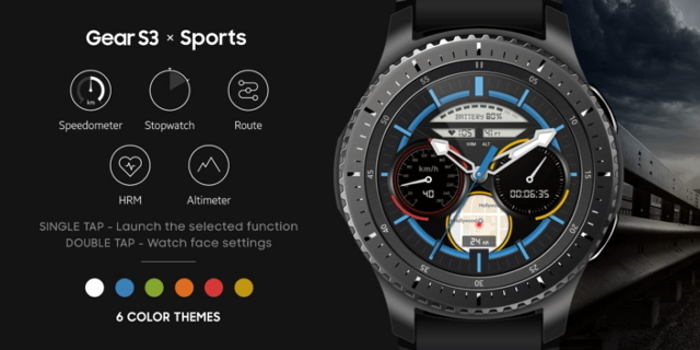 how to work out a samsung watch