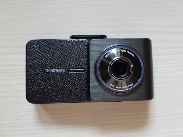 Thinkware X550 front