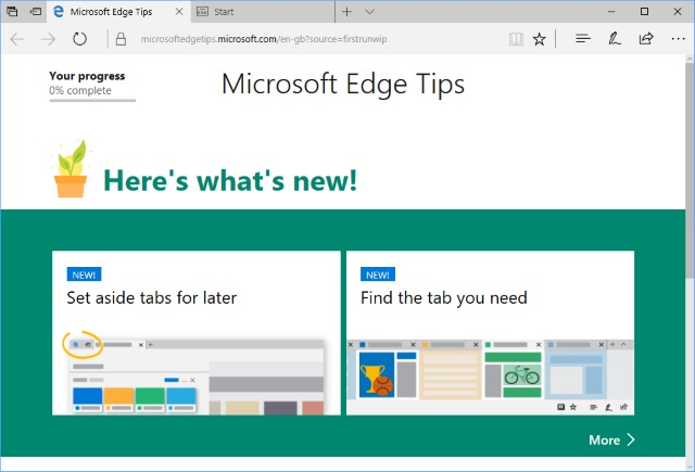 How To Access Microsoft Edge S Secret Full Screen Mode