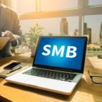 SMB laptop