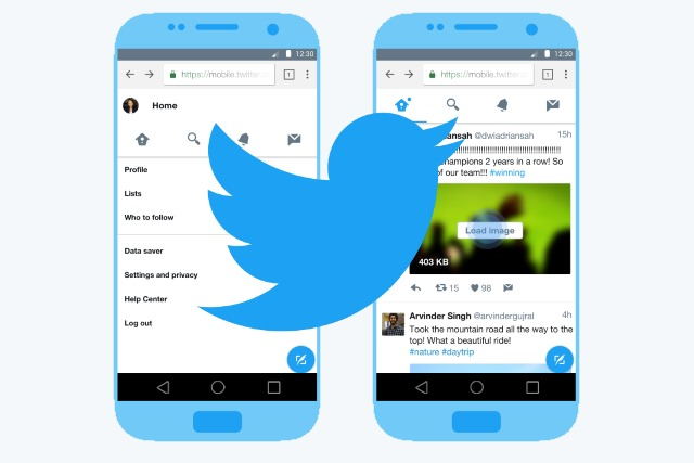 pcmag.com Twitter Lite offers a faster Twitter experience on slow  connections with Data Saver mode 192a84698