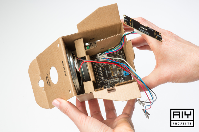 Google releases diy open source raspberry pi voice kit hardware google releases diy open source raspberry pi voice kit hardware heres how to get it solutioingenieria Image collections