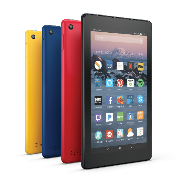 Amazon Fire 7 Fan