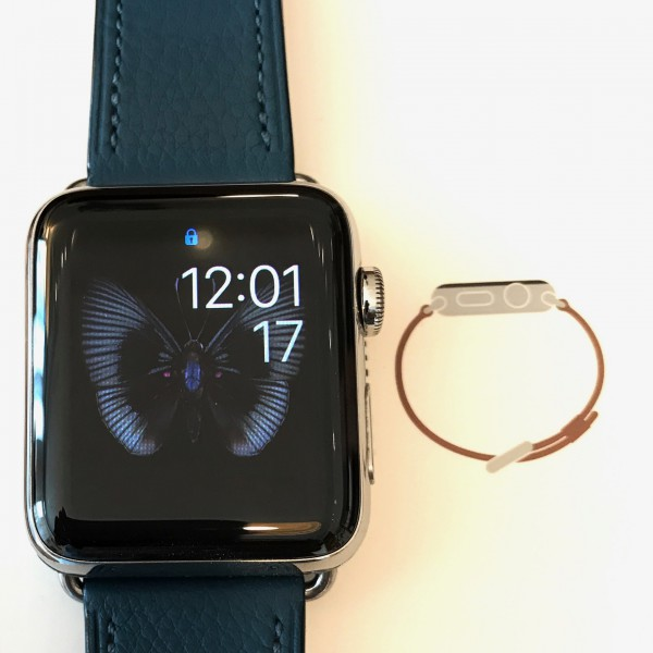 Apple Watch 2 Stainless Steel