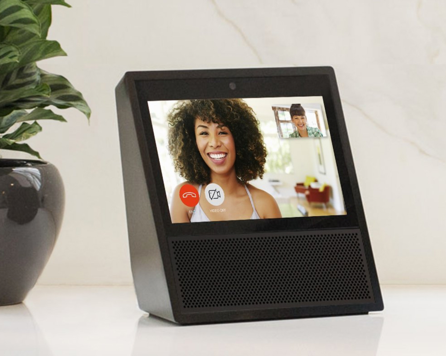 Amazon Introduces Echo Show Now Alexa Can Show You Things