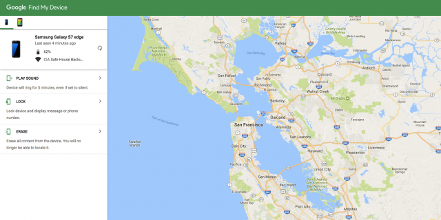 Google Renames Android Device Manager To Find My Device