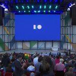 Google IO stage