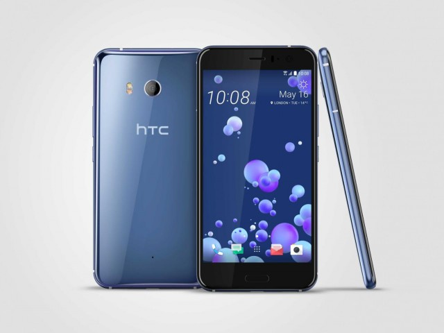 HTC U11 is a New Flagship Smartphone that Doesn't Suck