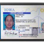 Iowa driving