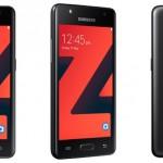 Samsung Z4 Tizen smartphone