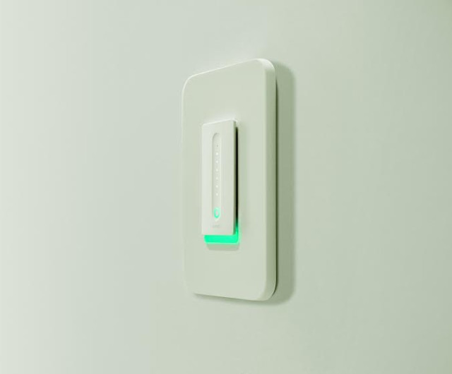 Belkin Launches Wemo Wi Fi Smart Dimmer Light Switch