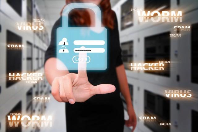 enterprise security login authentication verification user password