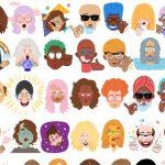 google-allo-selfie-stickers