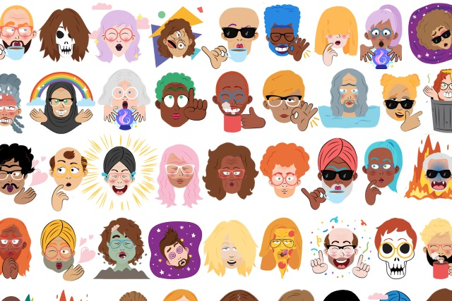 Google will create custom emoji from your selfies in allo