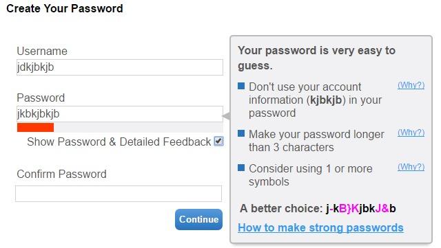 password-checker