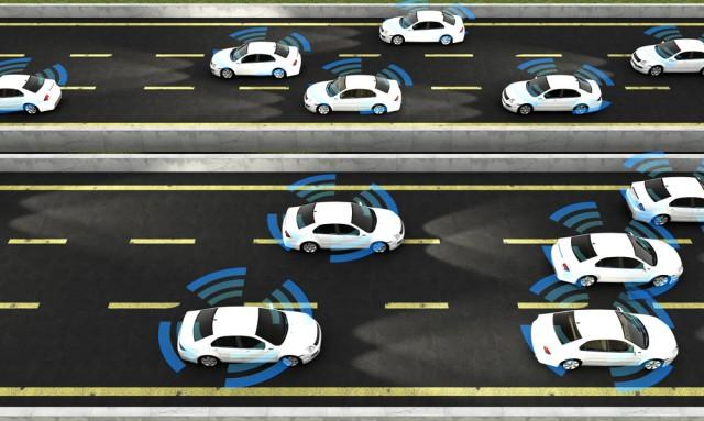 self driving automonous cars