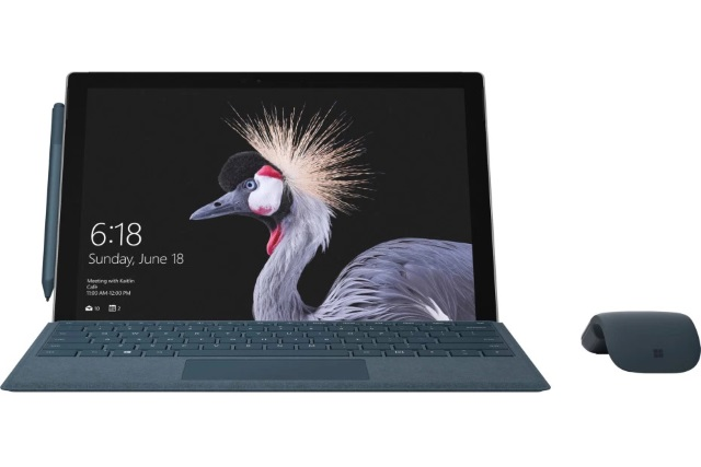 Microsoft Surface Pro 5 renders leaked ahead of official launch