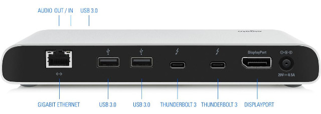 Elgato Thunderbolt 3 Dock For Macbook Pro And Windows 10