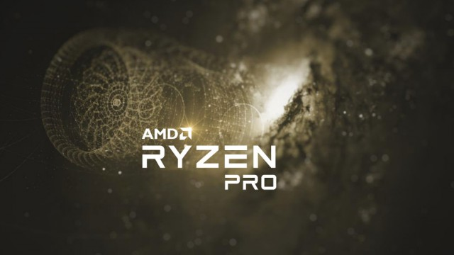 AMD unveils Ryzen Pro, enterprise processors with a security focus