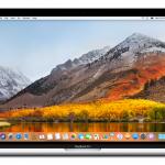 Apple MacBook Pro macOS High Sierra