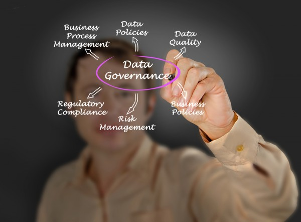 Diagram of Data Governance