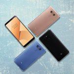 LG G6 Plus colors