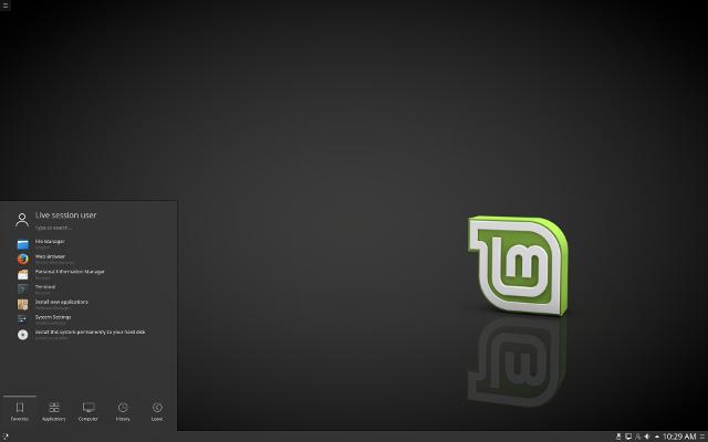 Mint_KDE