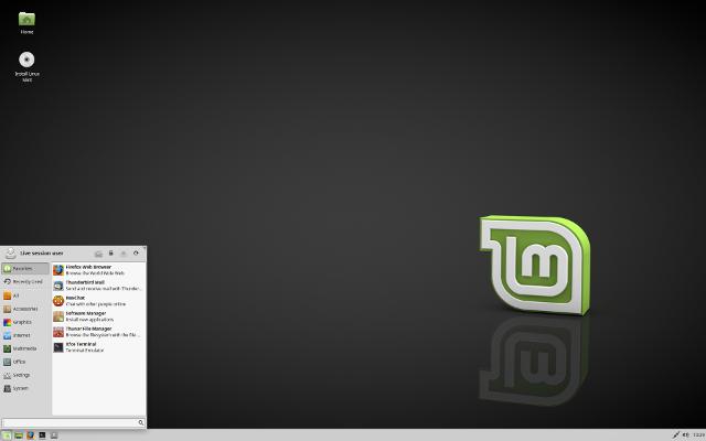 Linux Mint 18.2 'Sonya' Beta Xfce