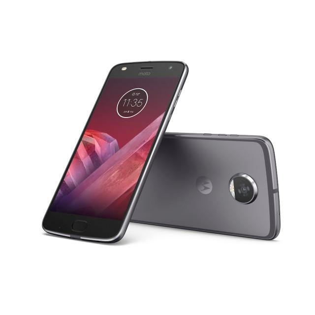 Motorola Moto Z2 Play Lunar Gray